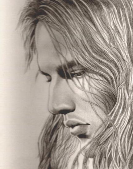 David Gilmour by pamelakaye